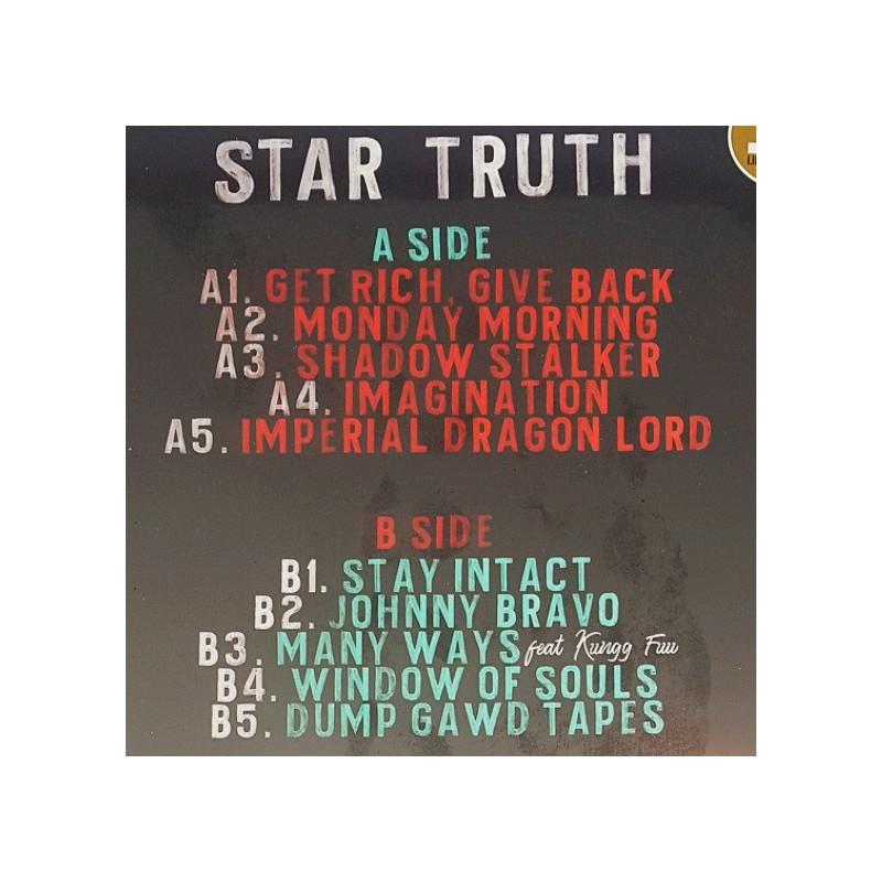 """Sham & The Professor \\""""Warriors\\"""" EP Vinyle b2s MUSIC AVENUE PARIS"""