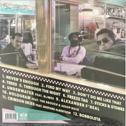 Beastie Boys ‎– Ill Communication  MUSIC AVENUE PARIS