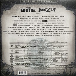 "BACK TO THE LAB \"" DOPE FOLK \\"" CD MAP MUSIC AVENUE PARIS"
